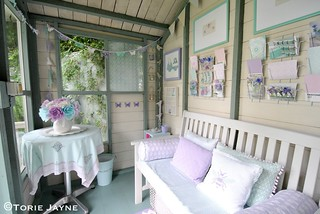 Inside my Summer House