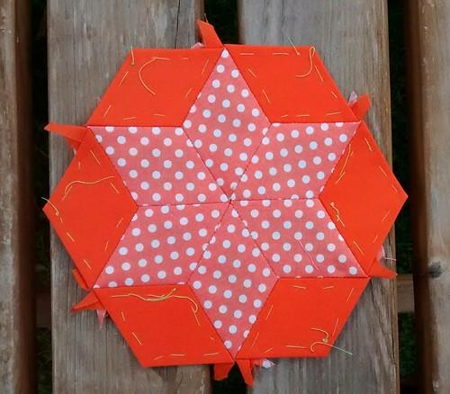 Hexagon star #14