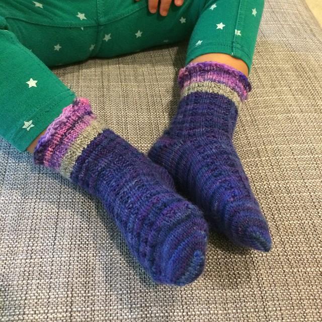 toddler waffle socks