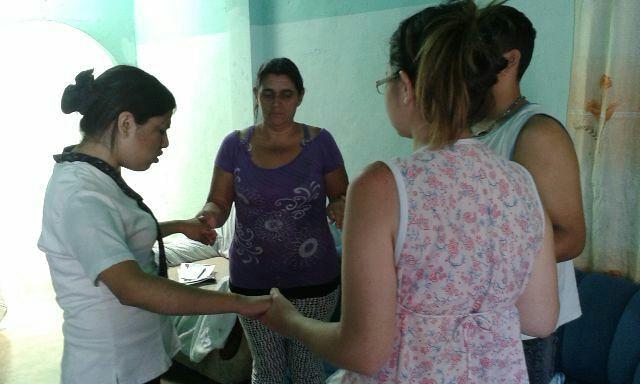 Casas de Oración: Estado Mérida, 04-10-15