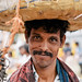 Faces of India 7 - Wry Smile by Mark Griffith