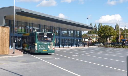 Worksop Bus Station 1