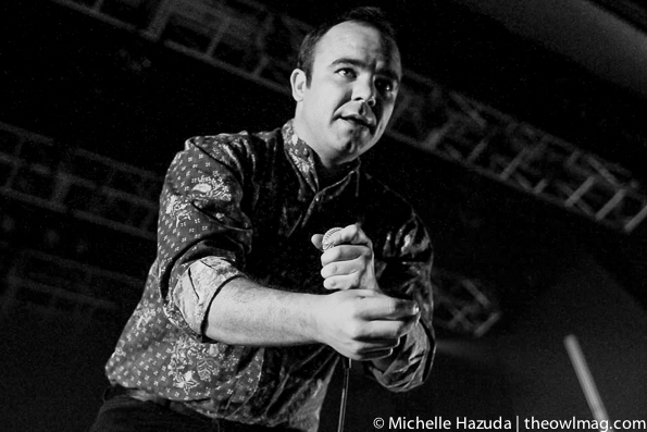 Future Islands @ The Fox Theater, Ponoma 9/24/15