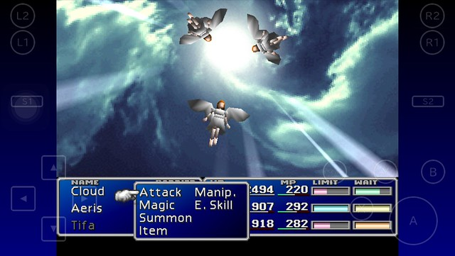 FF7 Great gospel