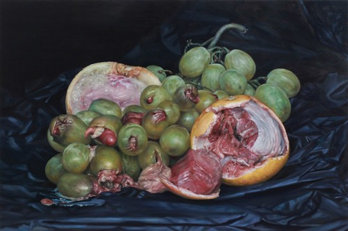 Cindy Wright, Transgen fruit, 2013