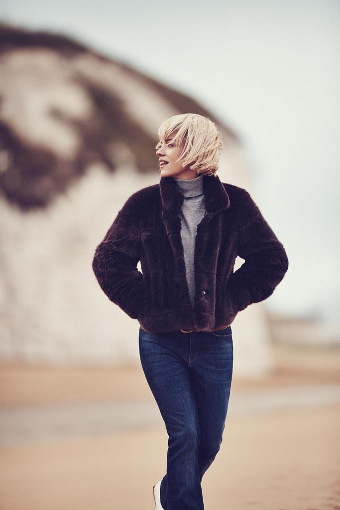 Лили Аллен — Фотосессия для «Vero Moda» Осень 2015 – 8