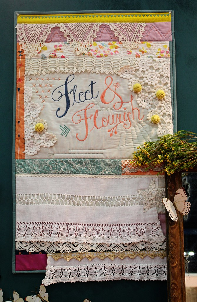 International Quilt Market : : Fleet & Flourish