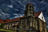 Lazi Church in Siquijor