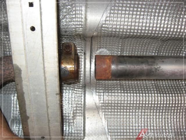 58318 - Wymiana ori układu wydechowego na podwójny od 2.5TDI - 3