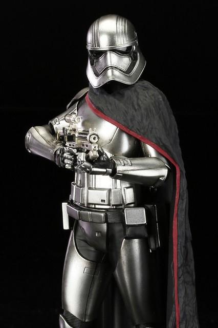 壽屋 ARTFX+ 系列【法斯馬隊長】Captain Phasma 1/10 比例