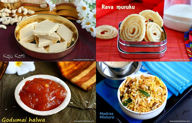 diwali- recipes