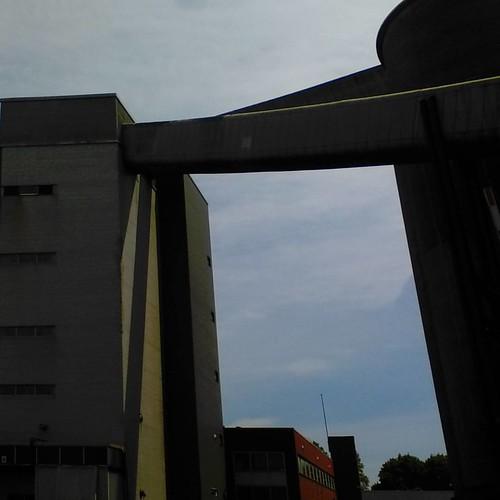 Redpath Sugar Refinery, 2 #toronto #doorsopen #redpath #redpathsugar #torontoharbour #sugar #latergram