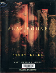 Gary Spencer Millidge, Alan Moore Storyteller
