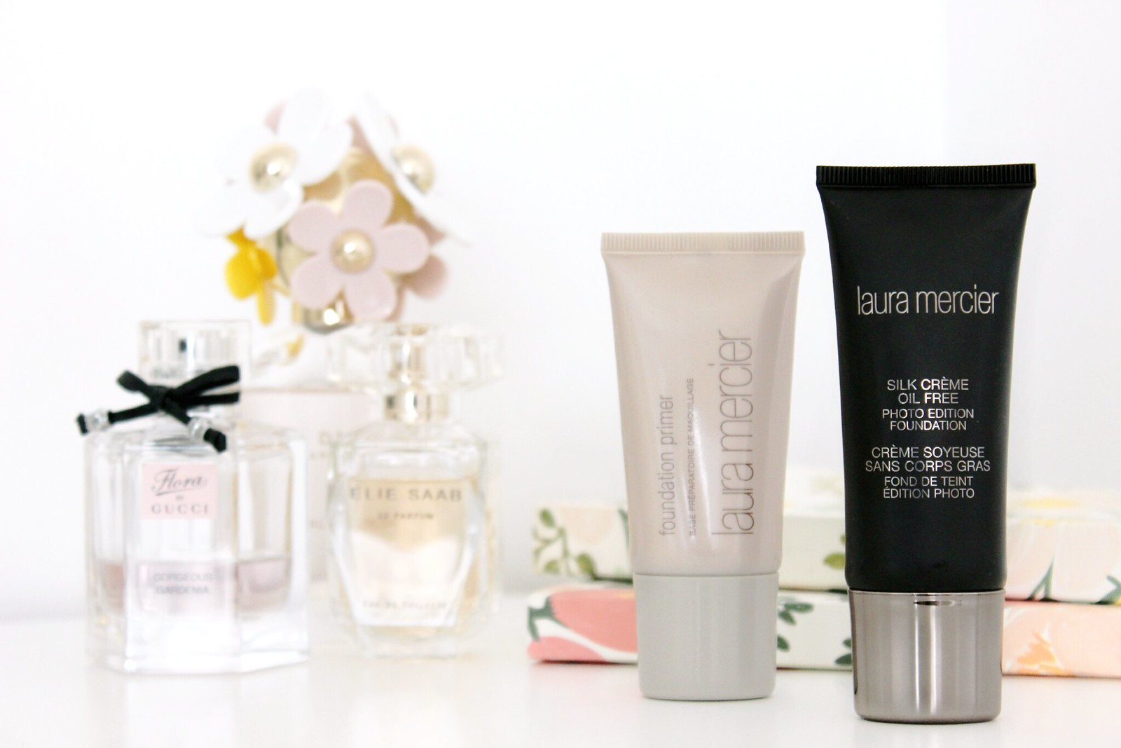 Laura Mercier Silk Crème Foundation and Primer