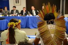 Denuncias sobre violencia contra pueblos ind�genas en Brasil