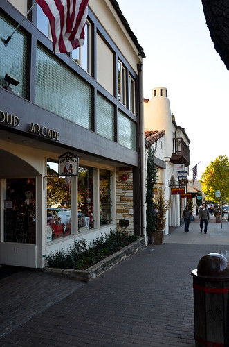 Carmel Downtown