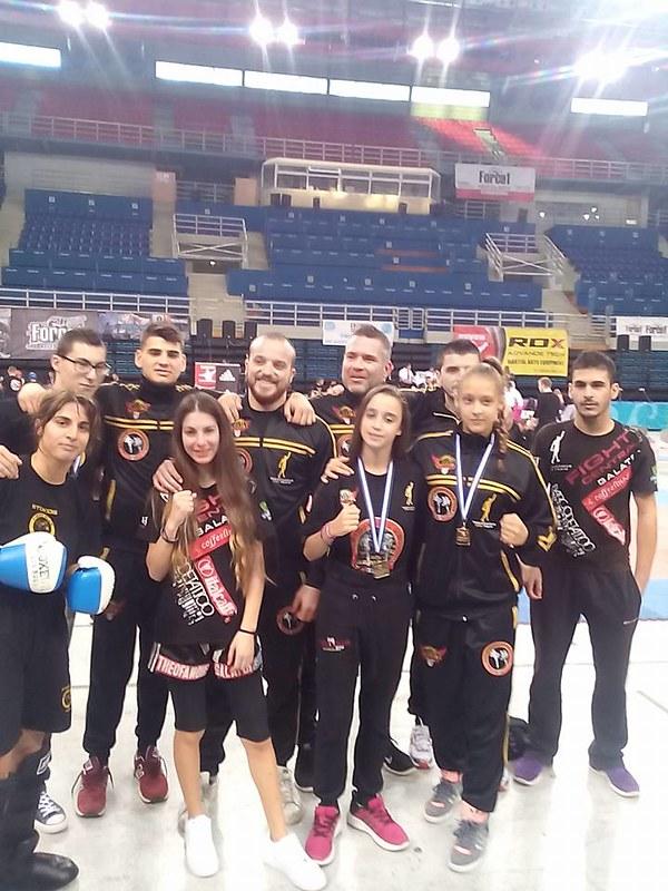 Πανελλήνιο Πρωτάθλημα Kick Boxing 2015 παίδων-κορασίδων/εφήβων-νεανίδων