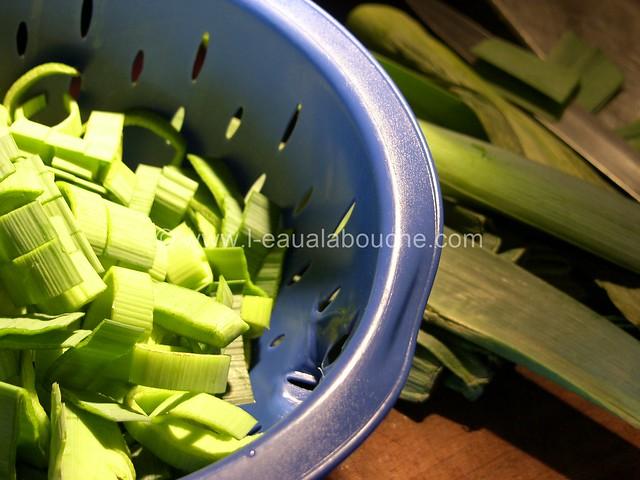 Velouté de Poireaux à la Crème © Ana Luthi Tous droits réservés  001