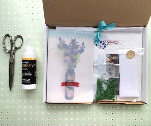 Paper Iris Kit