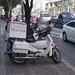 A Motorbike of Korean Telecom Service