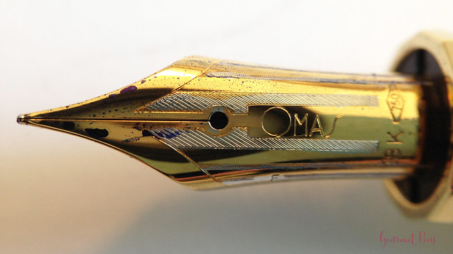 Review Omas Arte Italiana Arco Celluloid Paragon @PenChalet (8)