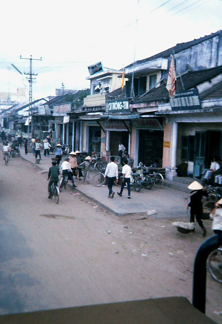 Trip from Chu Lai to Hawk Hill (1969-70) - by Earl Powers