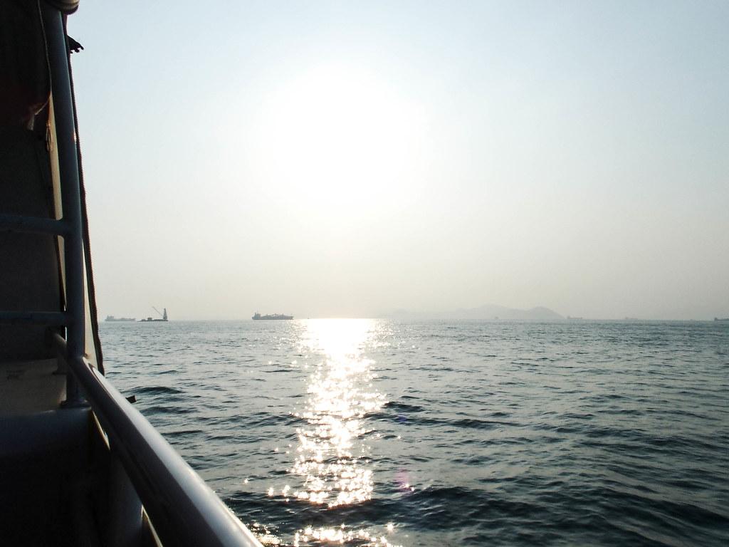 lamma island ferry