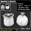 Tool Shed - Santa's Sacks Mesh Kit Ad