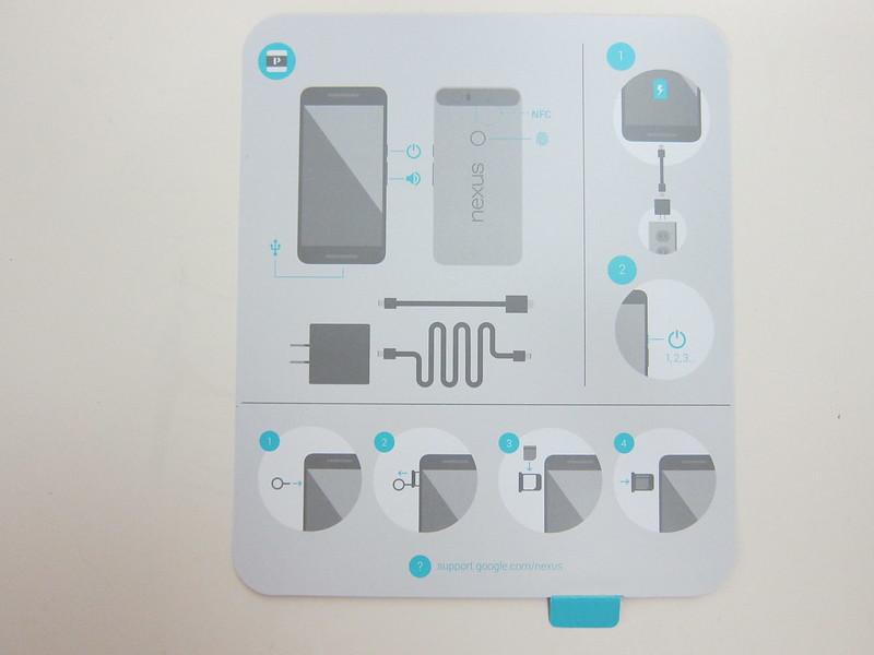 Nexus 6P - Instructions