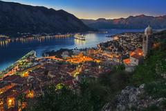 Kotor Bay & Sunset