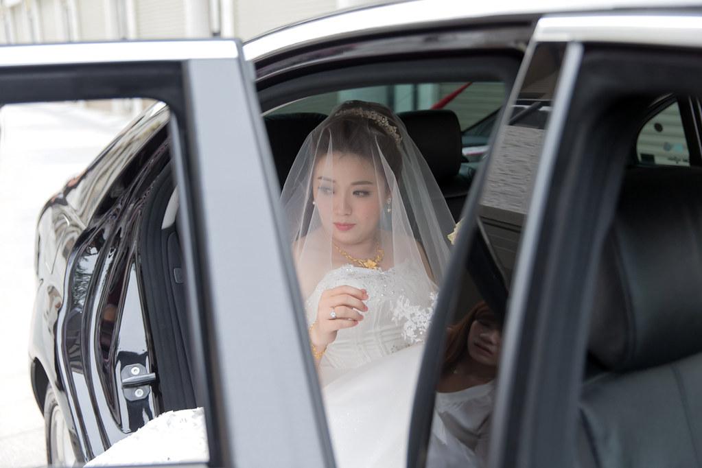 台南婚攝-迎娶午宴 X 情定城堡 (41)