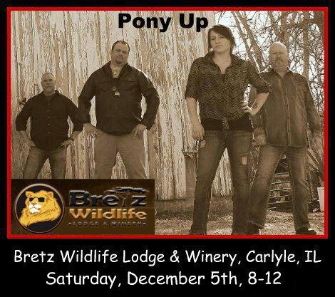 Pony Up 12-5-15