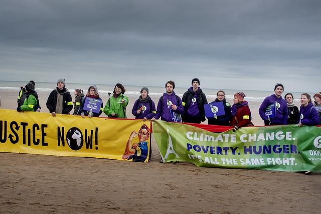 Klimaatmars-Marche climat Oostende