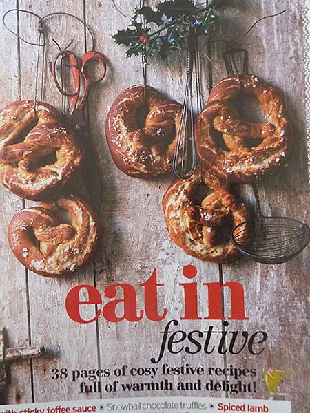 eat in festive