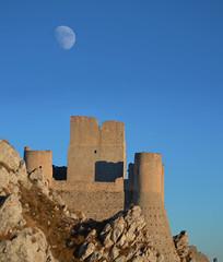 Pomeriggio e sera a Rocca Calascio