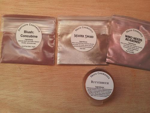 Shiro samples
