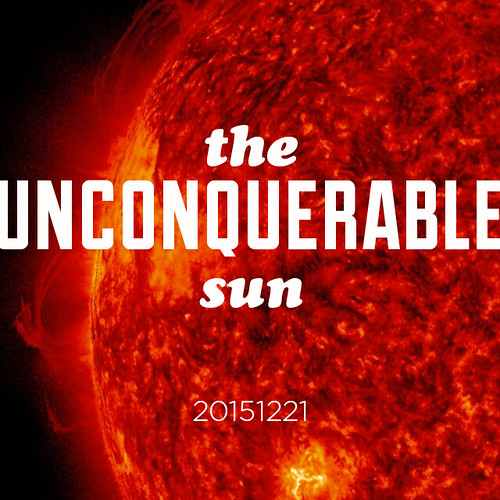 unconquerableSun