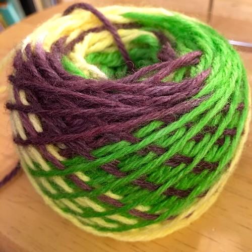 Pretty Ball of Yarn