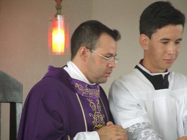 Ordenação do Fr Almir