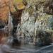 Rocks of Solitude III - Edzell - Scotland by Bill Higham