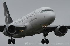 N701UW A319 US Airways / Star Alliance