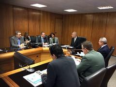 Reunião Técnica Brasil Espanha Seguro sobre Acidente do Trabalho 8.nov.2016