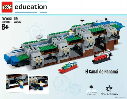 LEGO Education Panama Canal (2000451)