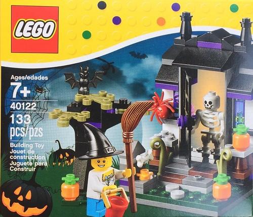 LEGO Seasonal 40122 Front