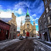 Notre Dame de Bon Secours Chapel in Montreal, Canada by ` Toshio '