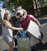 Class of 2019 Move-in by Lafayette College