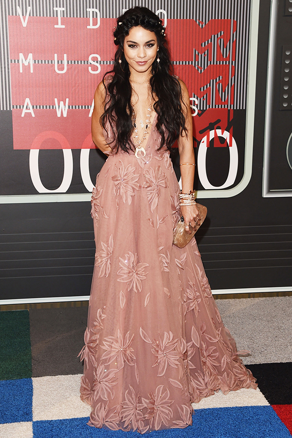 2015 MTV VMA Best Dressed - Vanessa Hudgens in Naeem Khan