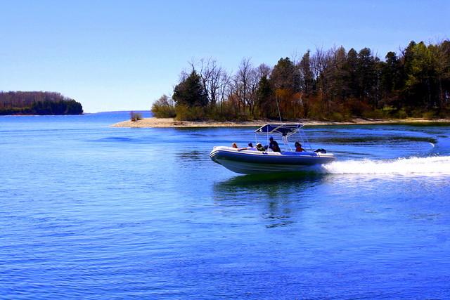 River Rafting in Door County