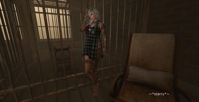 No jailbird