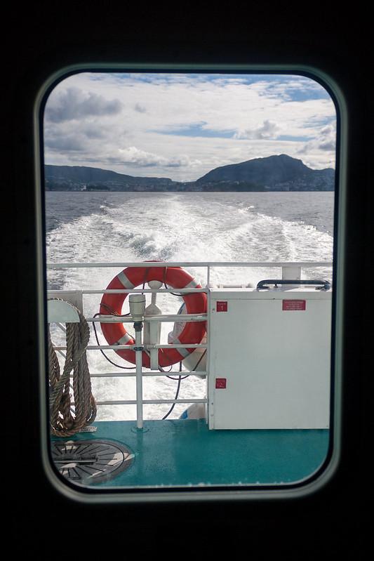 Fjords cruise, Bergen